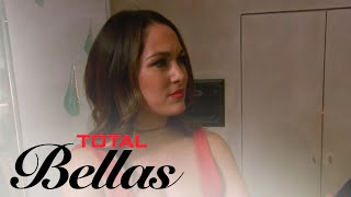 Brie Bella Wants to Become a Mime for Nikki