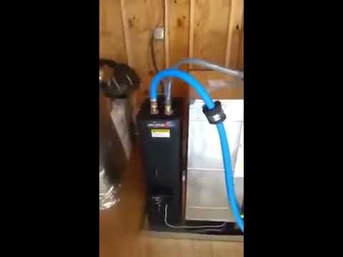 GeoCool Geothermal DIY Installation