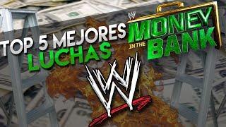 Top 5: Mejores Luchas Por El Maletin De Money In The Bank   Curiosidades WWE