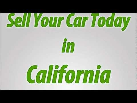 Sell A Car in CALIFORNIA