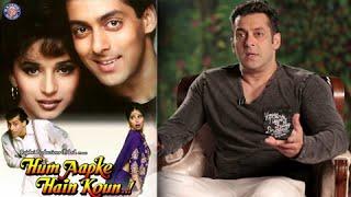 Salman Khan EXCLUSIVE | #20YearsOfHAHK | Impact Of Hum Aapke Hain Koun...!