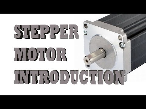 Stepper Motor Overview: Power Feed \ CNC project, Pt. 3
