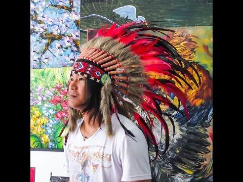 Feather Headdress You Will Enjoy - Indian Headdress