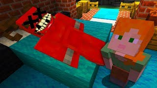 ALEX AND SATAN MINECRAFT - STEVE
