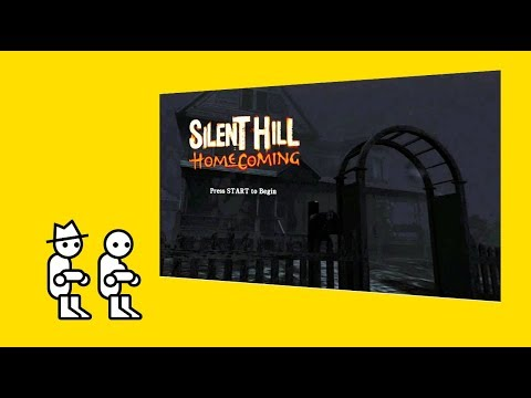 Yahtzee annoys his girlfriend with Silent Hill: Homecoming