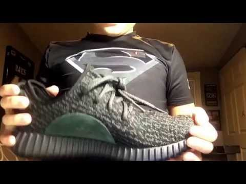 Yeezy Boost 350 Pirate Black Review
