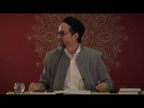 Having Patience and Do Not Use Violence - Shaykh Hamza Yusuf