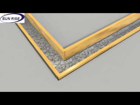 How to do house foundation Sunrise Prefab House