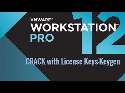 VMWare Workstation Pro 12.x License Keys