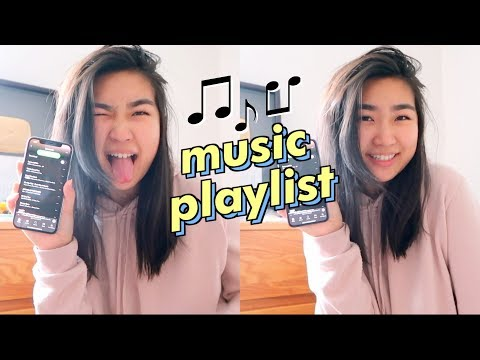 MY MUSIC PLAYLIST - Current favorite songs | JensLife