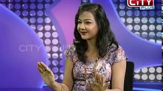 Pratibha | Shobhna - Anchor (The Great Odisha Political Circus) | Exclusive Interview | City Plus