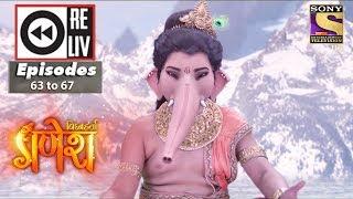 Weekly Reliv   Vighnaharta Ganesha   20th Nov to 24th Nov 2017   Episode 63 to 67