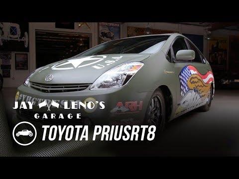 Hellcat-Powered Toyota PriuSRT8 - Jay Leno's Garage