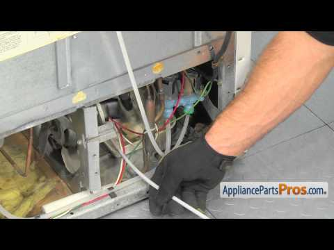 Refrigerator Filter Inlet Water Tube Kit (part #8201597)-How To Replace