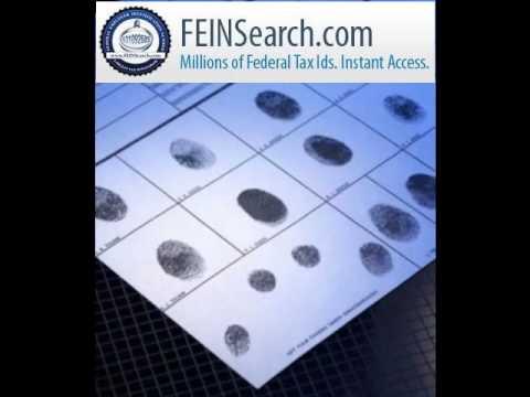 FeinSearch.com - EIN Search, Tax id search, Federal Tax ID, EIN Lookup, Find EIN