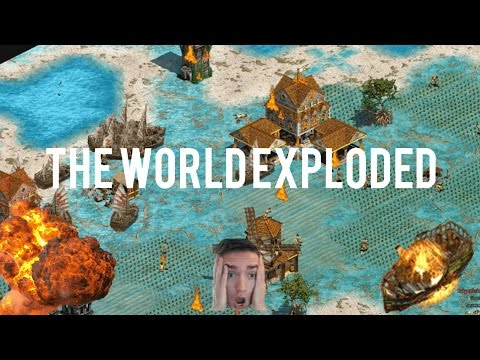 AoE2 Regicide - The Day The World Exploded!