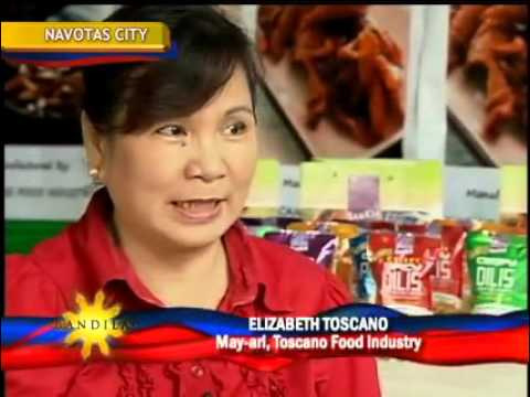 SEAKID Philippine Seawealth Food Inc. CRISPY DILIS and PUSIT