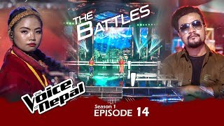 The Voice of Nepal - S1 E14 (Battle Round)