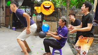 You will laugh with this Video | Balloons | Comedy Videos by Sml Troll Ep.25