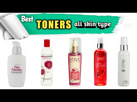 10 Best Toners in India with Price | Facial Toner | 2017 | BEST10