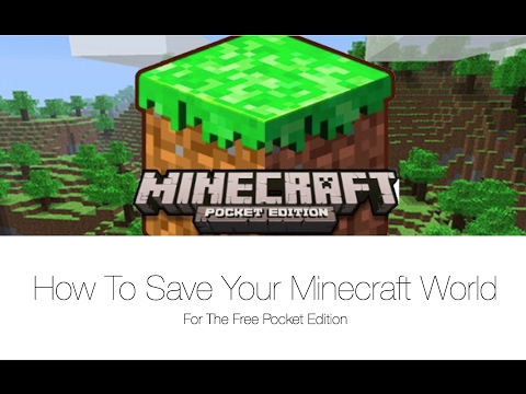 How To Save Your World!