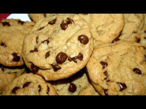 Yummy Chocolate Chip Cookies Recipe