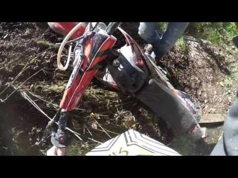 Dirtbike Fails And Hill Climbs