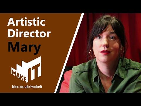 ARTISTIC DIRECTOR   Make It Into: Creative Arts