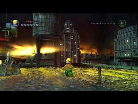 LEGO Batman 2: DC Super Heroes - Aquaman Gameplay and Unlock Location
