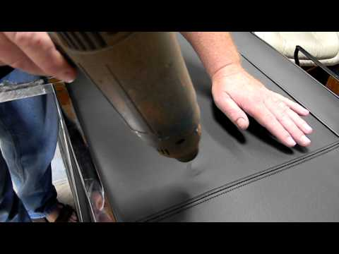 Resolving a Dent in Leather Furniture
