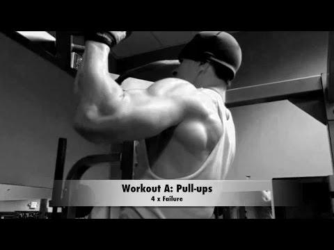 2 Complete Back Workouts - 10 Total Back Exercises
