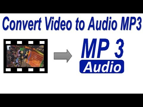 How to Convert Video to Audio in VLC Media Player   Convert Multiple MP4 to MP3