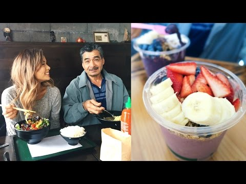 What I Eat Around Non-Vegans | ItsMandarin