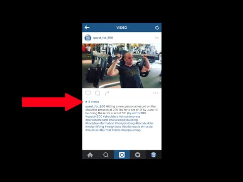 How to Check Video Views on Instagram