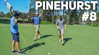 2 Man Scramble Golf Battle at Pinehurst #8