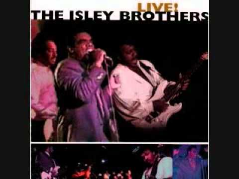 The Isley Brothers - Make Me Say It Again (Live Version)