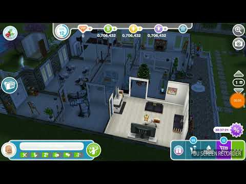 The Sims FreePlay - ask statue in park for advice