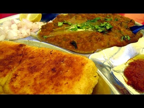 Indian street food: Instant Pav bhaji recipe