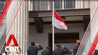New recording of national anthem Majulah Singapura unveiled
