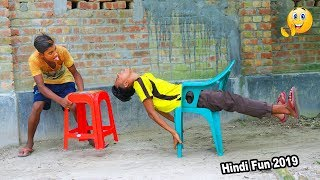 Indian New funny Video😄-😅Hindi Comedy Videos 2019-Episode-44--Indian Fun || ME Tv