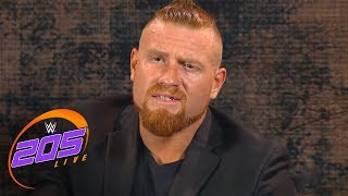 Buddy Murphy is determined to win the Cruiserweight Title at any cost: WWE 205 Live, May 15, 2018