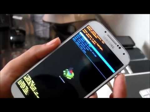GALAXY S4 how to remove your password