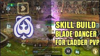 Dragon Nest M ~ Gameplay Spirit Dancer & Blade Dancer (All