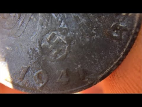 WW2 Items Found Magnet Fishing