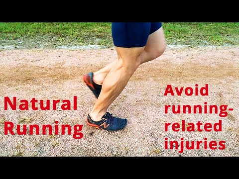 Natural Running - Avoid Injuries, Become Efficient, Stay Fit - VIDEO COURSE