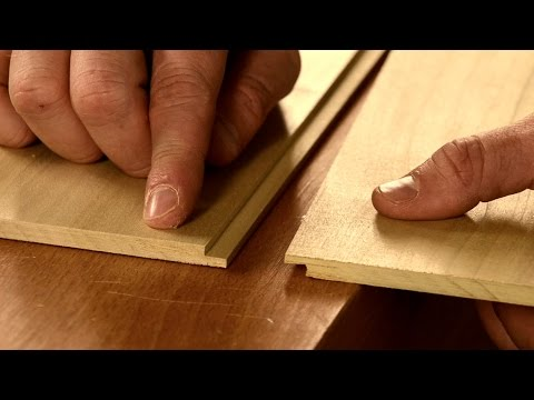 How to Cut a Ship Lap Joint with Hand Tools