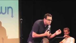 Joe DeRosa at Uptown Showdown - Breakfast vs Dinner