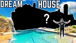 BUYING DREAM HOUSE AT AGE 15! (MILLION DOLLAR MANSION)