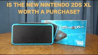 Is the new Nintendo 2DS XL worth a purchase?
