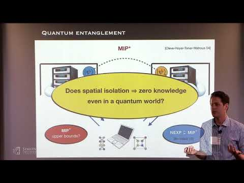 Spatial Isolation Implies Zero Knowledge Even in a Quantum World